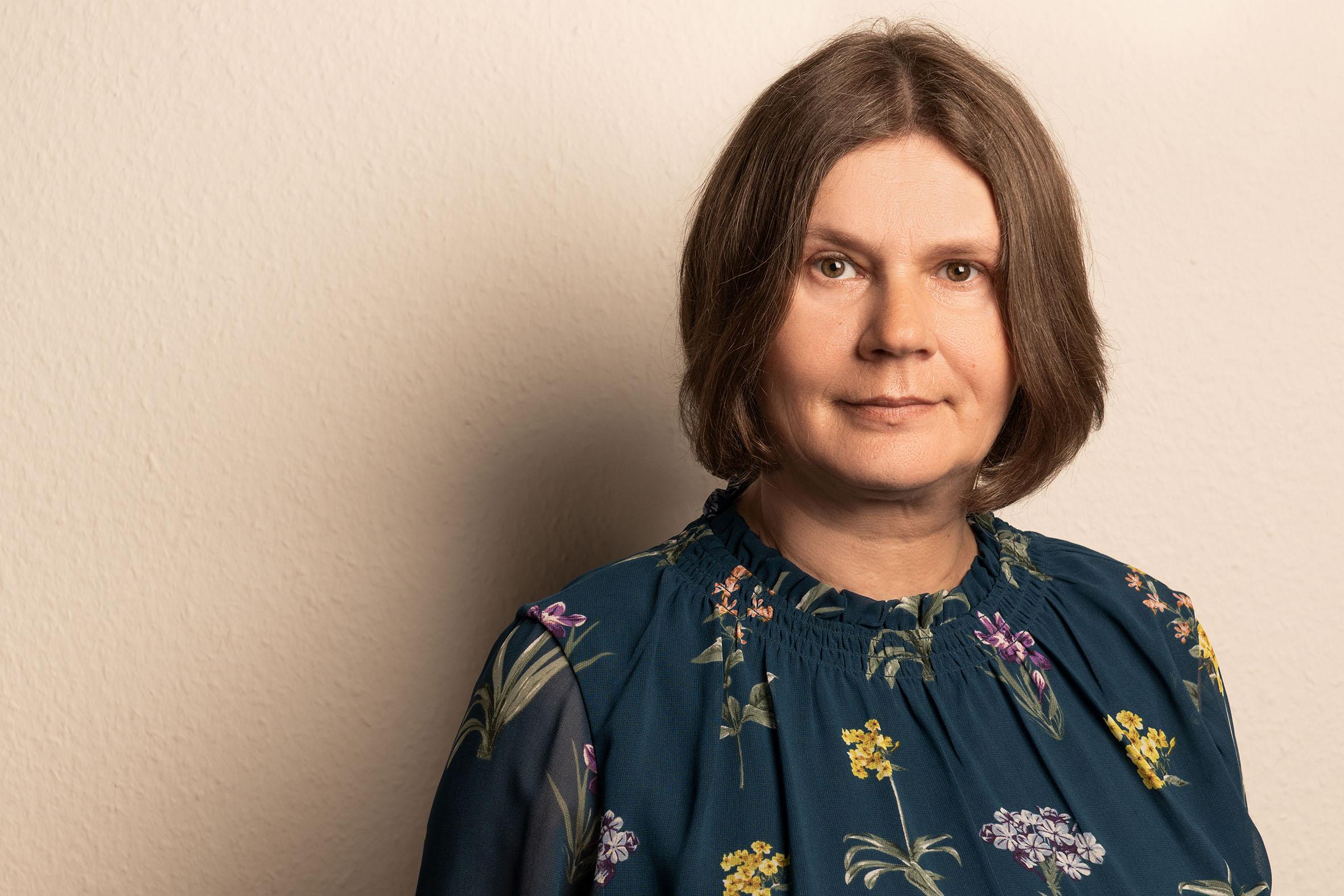 Anja Rosenzweig Heilpraktikerin für Psychotherapie Portrait
